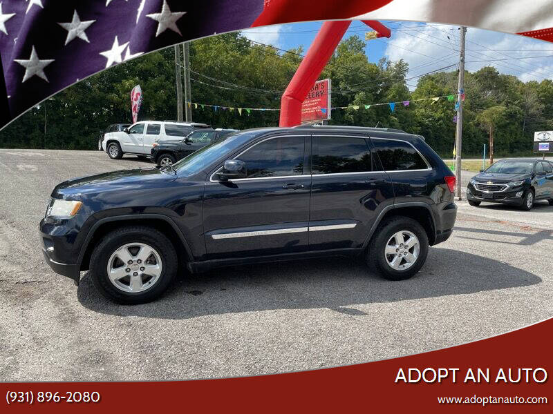2011 Jeep Grand Cherokee for sale at Adopt an Auto in Clarksville TN
