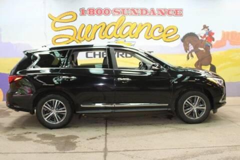 2019 Infiniti QX60 for sale at Sundance Chevrolet in Grand Ledge MI