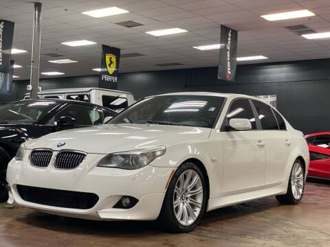 2009 BMW 5 Series for sale at FALCON MOTOR GROUP in Orlando FL