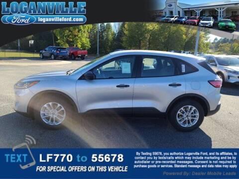 2020 Ford Escape for sale at Loganville Quick Lane and Tire Center in Loganville GA