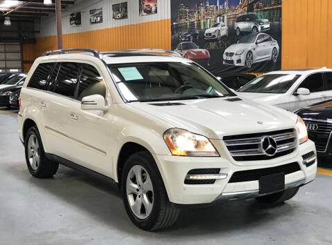 2012 Mercedes-Benz GL-Class for sale at Auto Imports in Houston TX