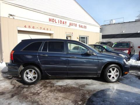 2007 Chrysler Pacifica for sale at Holiday Auto Sales in Grand Rapids MI