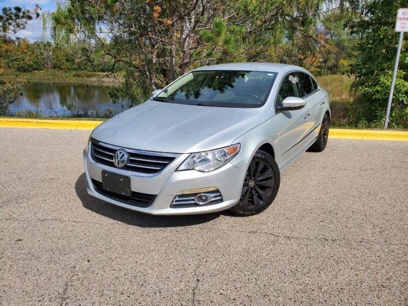 2010 Volkswagen CC for sale at Excalibur Auto Sales in Palatine IL