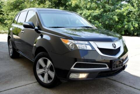 2013 Acura MDX for sale at CU Carfinders in Norcross GA