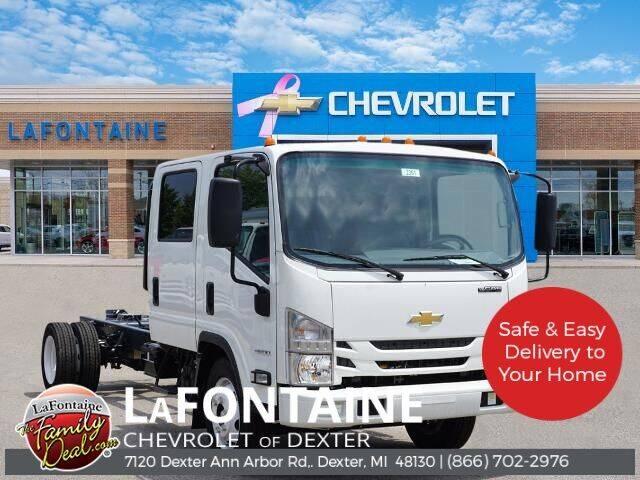 2020 Chevrolet 4500 LCF for sale in Dexter, MI