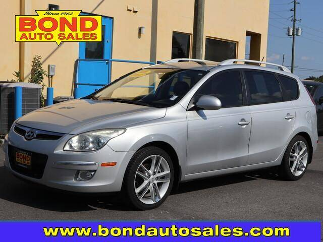 2011 Hyundai Elantra Touring for sale at Bond Auto Sales in St Petersburg FL