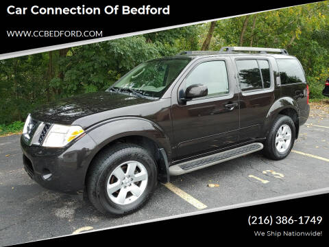 2012 Nissan Pathfinder for sale at Car Connection of Bedford in Bedford OH