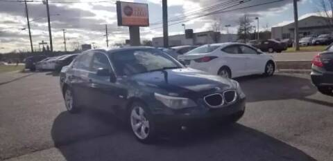 2006 BMW 5 Series for sale at Cars 4 Grab in Winchester VA