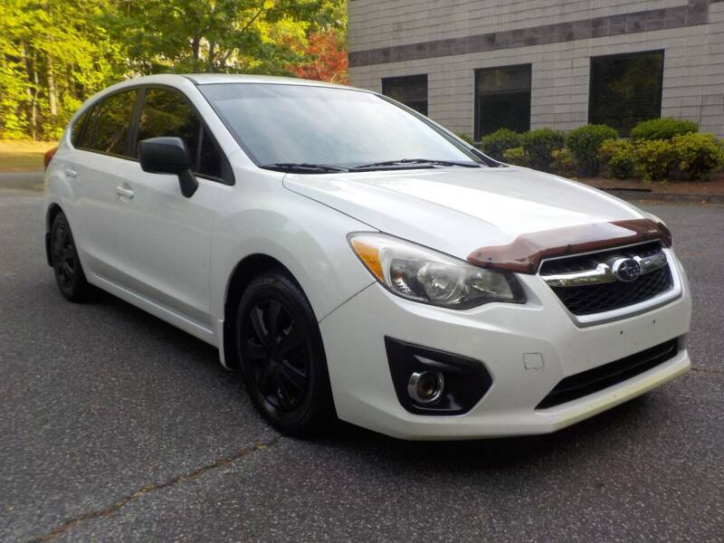 2013 Subaru Impreza for sale at Salton Motor Cars in Alpharetta GA