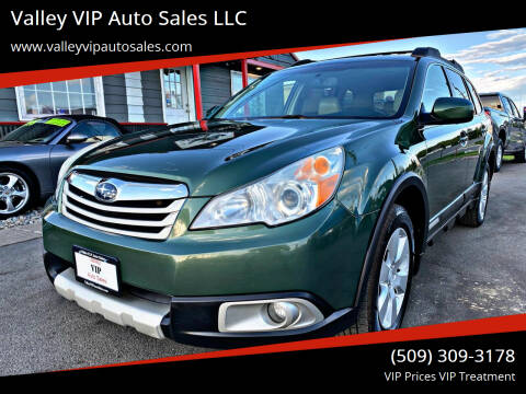 2010 Subaru Outback for sale at Valley VIP Auto Sales LLC - Valley VIP Auto Sales - E Sprague in Spokane Valley WA