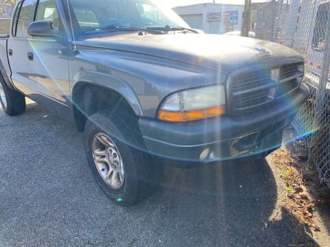 2001 Dodge Dakota for sale at Bob Luongo's Auto Sales in Fall River MA