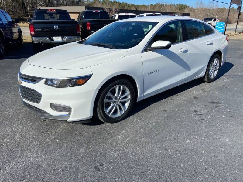 2018 Chevrolet Malibu for sale at Luxury Auto Innovations in Flowery Branch GA