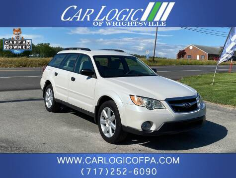 2009 Subaru Outback for sale at Car Logic in Wrightsville PA