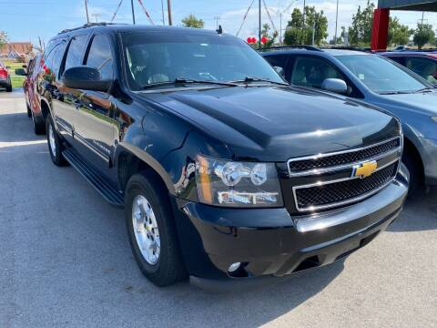 2014 Chevrolet Suburban for sale at Auto Solutions in Warr Acres OK
