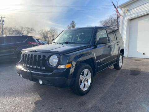 2012 Jeep Patriot for sale at SOUTH SHORE AUTO GALLERY, INC. in Abington MA