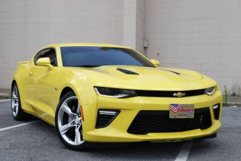 2018 Chevrolet Camaro for sale at El Compadre Trucks in Doraville GA