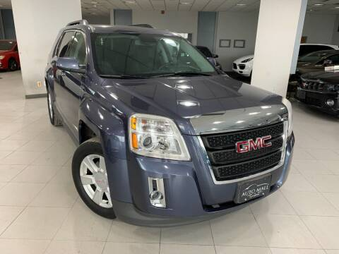 2013 GMC Terrain for sale at Auto Mall of Springfield in Springfield IL