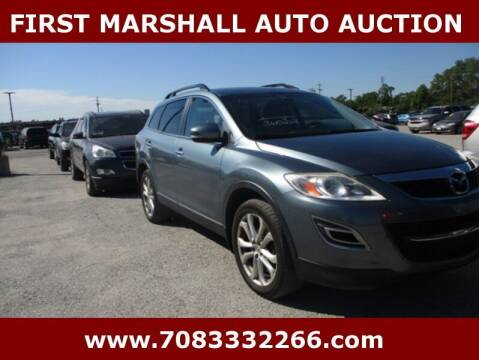 2012 Mazda CX-9 for sale at First Marshall Auto Auction in Harvey IL