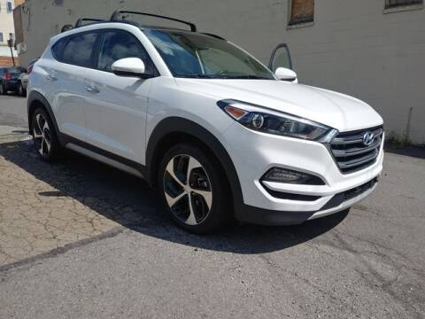 2017 Hyundai Tucson for sale at CASTLE AUTO AUCTION INC. in Scranton PA