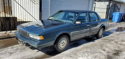 1996 Buick Century for sale at Western Star Auto Sales in Chicago IL