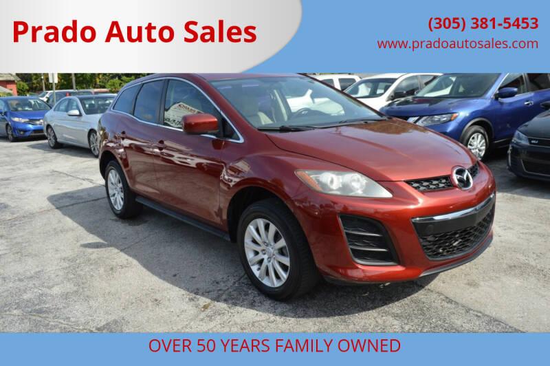 2011 Mazda CX-7 for sale at Prado Auto Sales in Miami FL