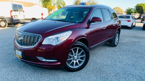 2016 Buick Enclave for sale at La Playita Auto Sales Tulare in Tulare CA