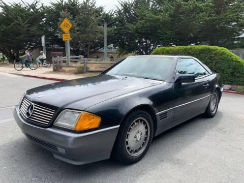 1991 Mercedes-Benz 500-Class for sale at Dodi Auto Sales in Monterey CA