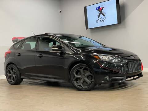 2013 Ford Focus for sale at TX Auto Group in Houston TX