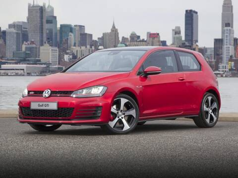 2016 Volkswagen Golf GTI for sale at Sam Leman Toyota Bloomington in Bloomington IL