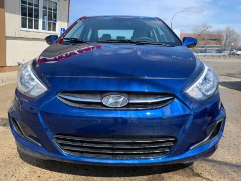 2017 Hyundai Accent for sale at Minuteman Auto Sales in Saint Paul MN