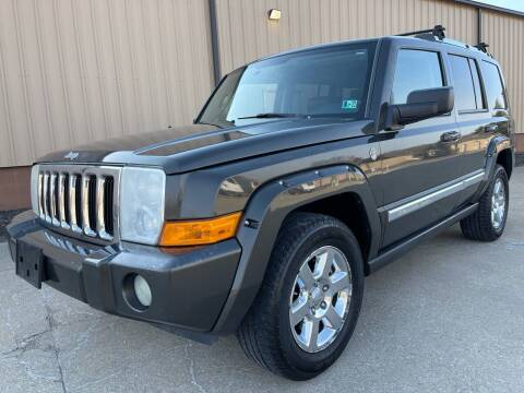 2006 Jeep Commander for sale at Prime Auto Sales in Uniontown OH