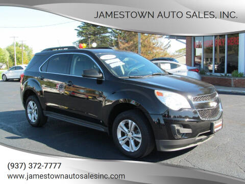 2010 Chevrolet Equinox for sale at Jamestown Auto Sales, Inc. in Xenia OH