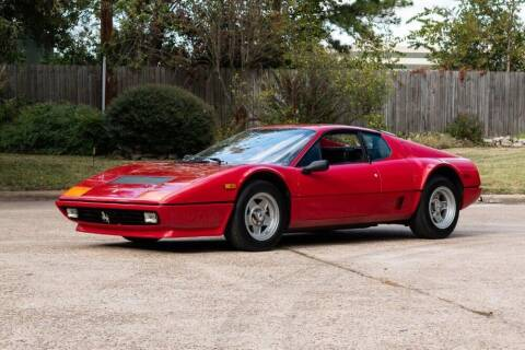 1981 Ferrari 512 BB for sale at Gullwing Motor Cars Inc in Astoria NY