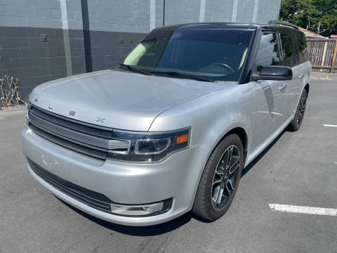 2014 Ford Flex for sale at APX Auto Brokers in Lynnwood WA