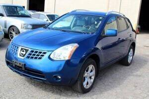 2008 Nissan Rogue for sale at Cj king of car loans/JJ's Best Auto Sales in Troy MI