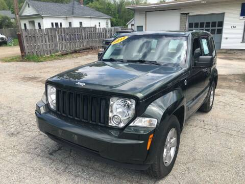 2011 Jeep Liberty for sale at V & R Auto Group LLC in Wauregan CT