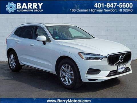 2018 Volvo XC60 for sale at BARRYS Auto Group Inc in Newport RI