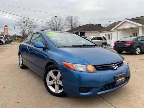 2006 Honda Civic for sale at CarNation Auto Group in Alliance OH