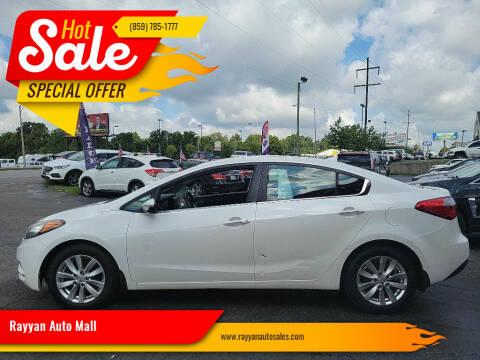 2014 Kia Forte for sale at Rayyan Auto Mall in Lexington KY