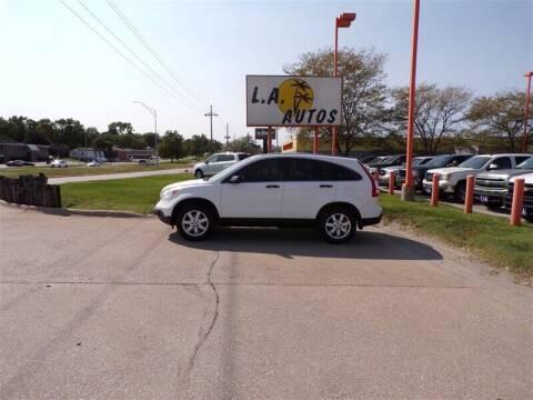 2008 Honda CR-V for sale at L A AUTOS in Omaha NE