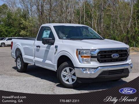 2021 Ford F-150 for sale at BILLY HOWELL FORD LINCOLN in Cumming GA