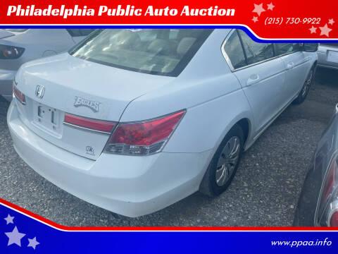2011 Honda Accord for sale at Philadelphia Public Auto Auction in Philadelphia PA