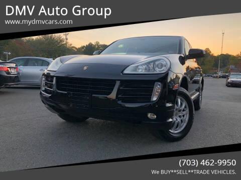 2009 Porsche Cayenne for sale at DMV Auto Group in Falls Church VA