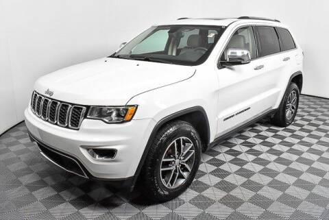 2018 Jeep Grand Cherokee for sale at Southern Auto Solutions-Jim Ellis Volkswagen Atlan in Marietta GA