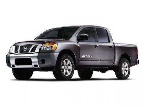 2008 Nissan Titan for sale at J T Auto Group in Sanford NC