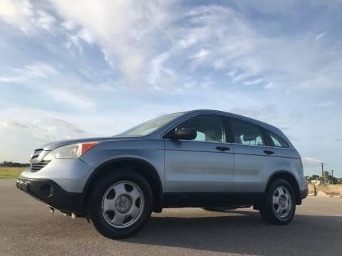 2009 Honda CR-V for sale at ICar Florida in Lutz FL