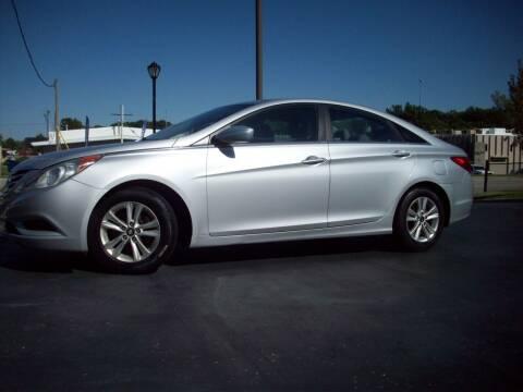 2013 Hyundai Sonata for sale at Whitney Motor CO in Merriam KS