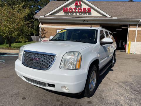 2007 GMC Yukon XL for sale at A 1 Motors in Monroe MI