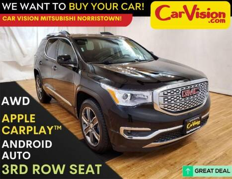 2017 GMC Acadia for sale at Car Vision Mitsubishi Norristown in Trooper PA