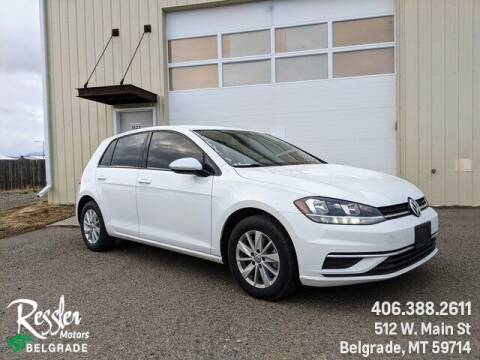 2018 Volkswagen Golf for sale at Danhof Motors in Manhattan MT